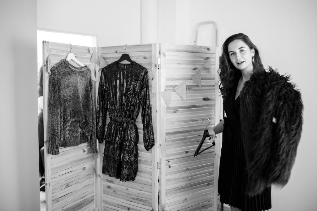 Anna Borisova by Dima Murashov for vikagreen.ru