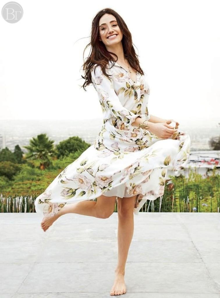 Emmy Rossum Style