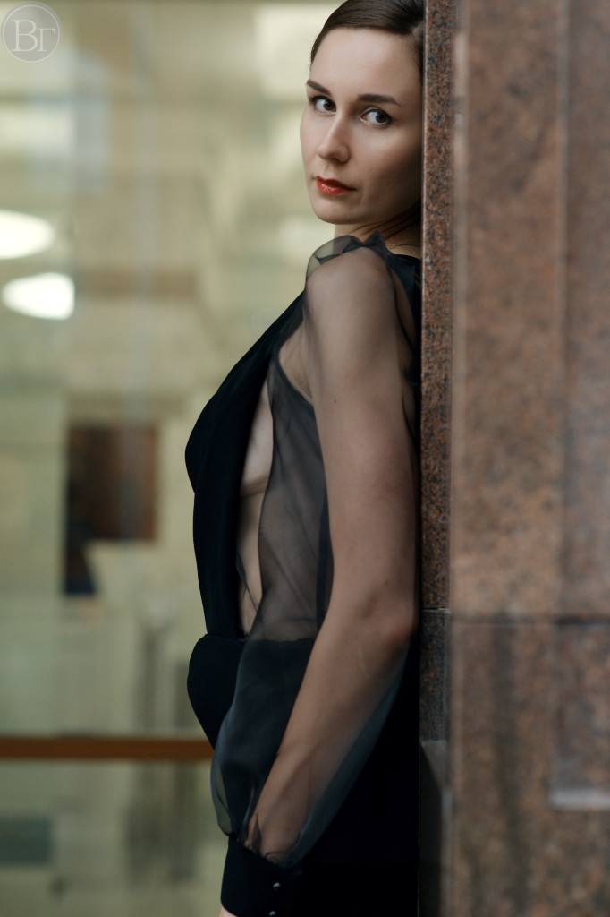 Vika Green by Sergey Dyachkov