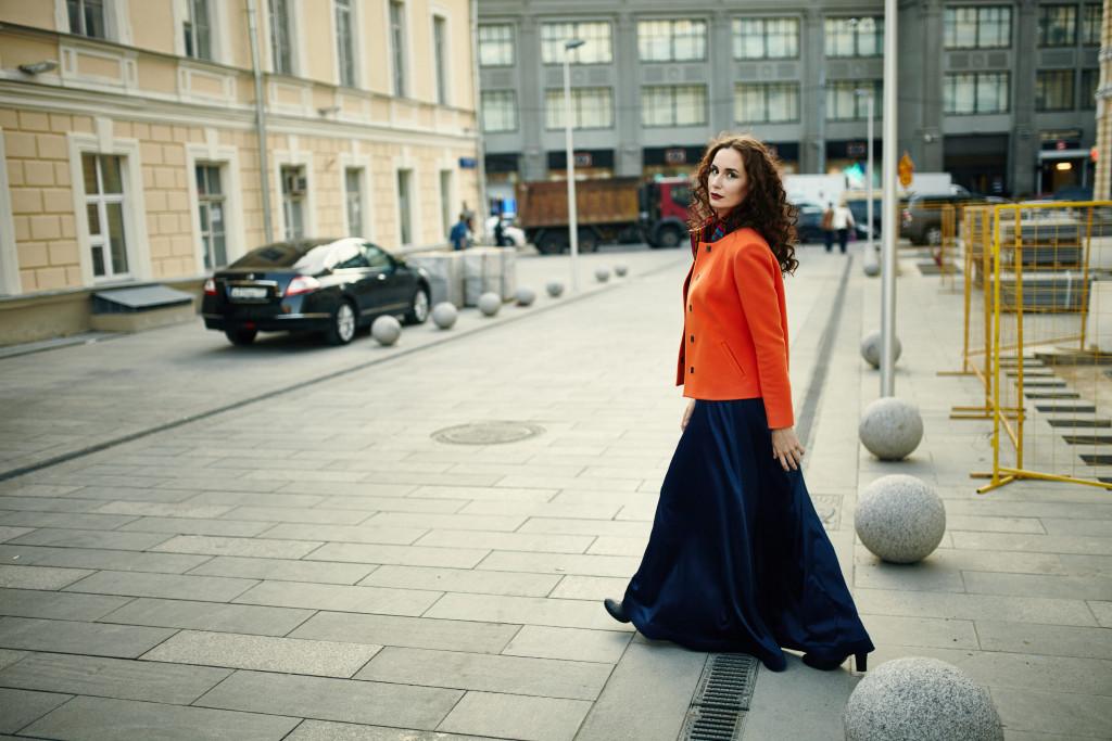 Vika Green by Igor Harrier for Ingot studio