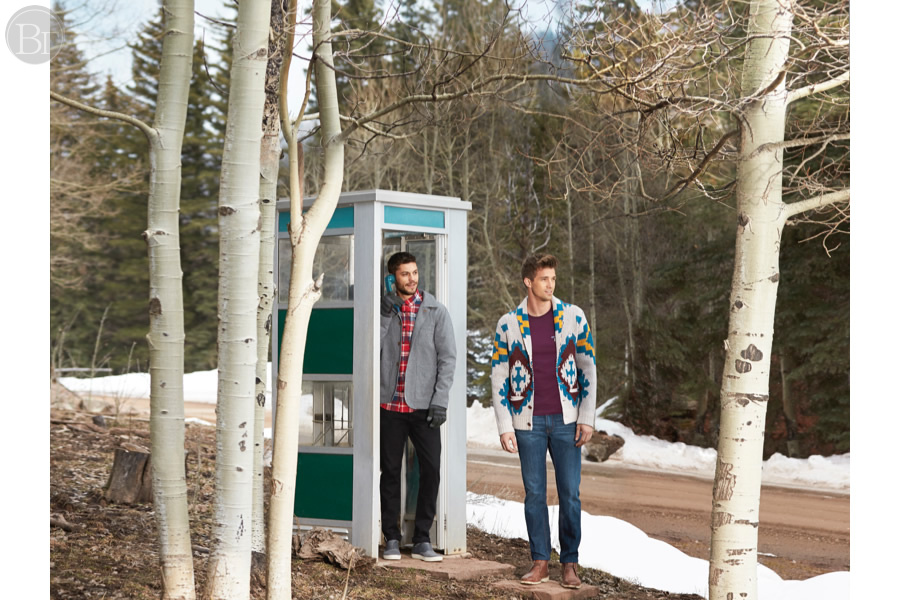 Original Penguin Fall-Winter 2014 Advertising Campaign