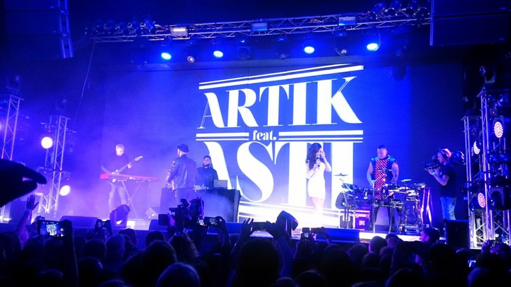 Artik & Asti for Vika Green