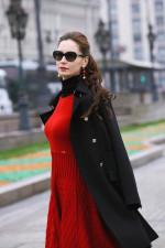 Мой street-style на Недели моды Mercedes-Benz Fashion Week Russia.