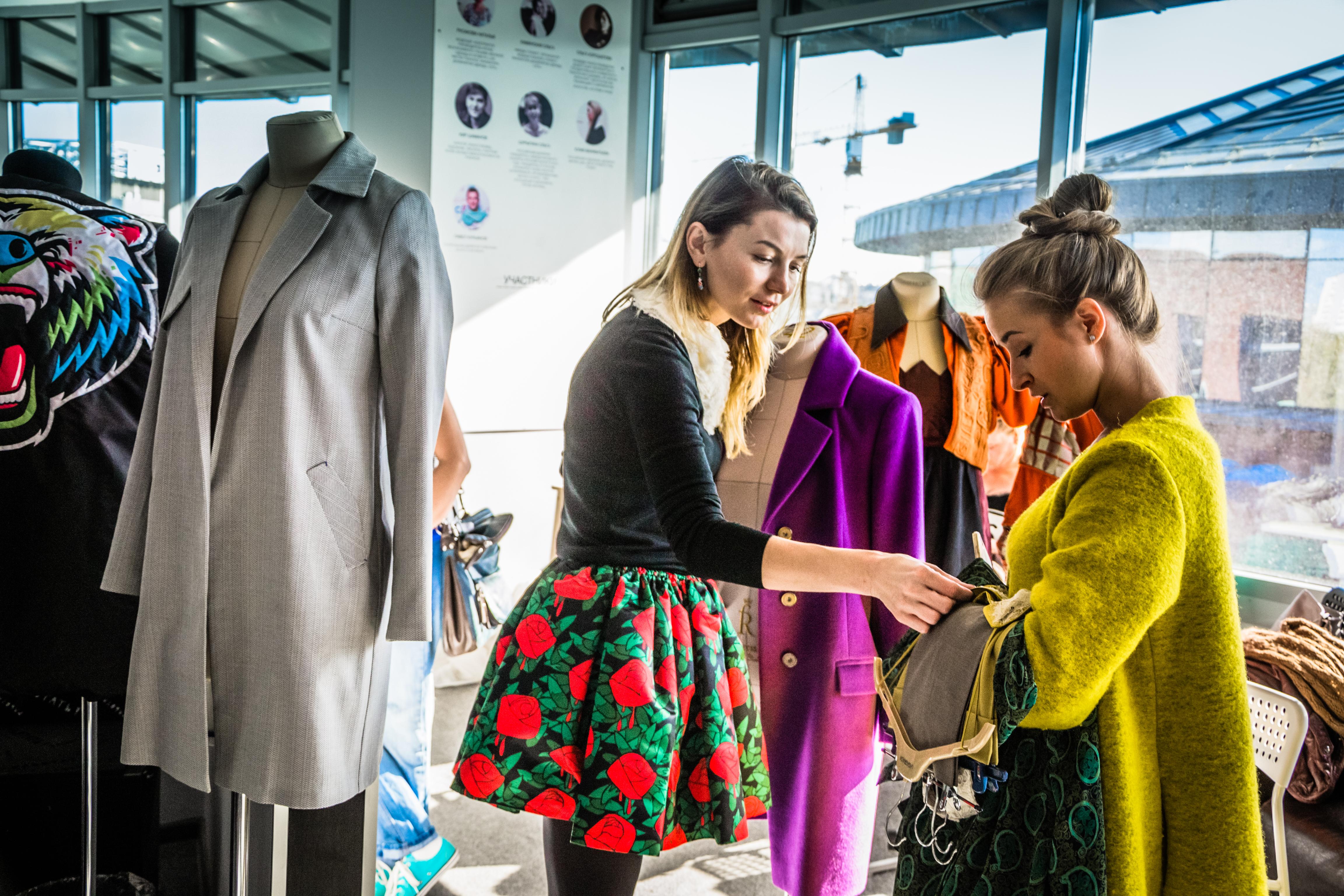Молодые Дизайнеры Одежды Москва Магазины
