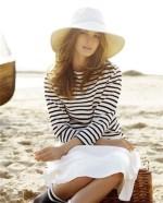 Тельняшка – национальный предмет одежды Франции.