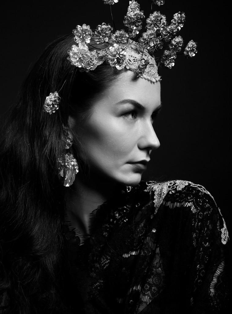Vika Green by Sveta Undalova 1011