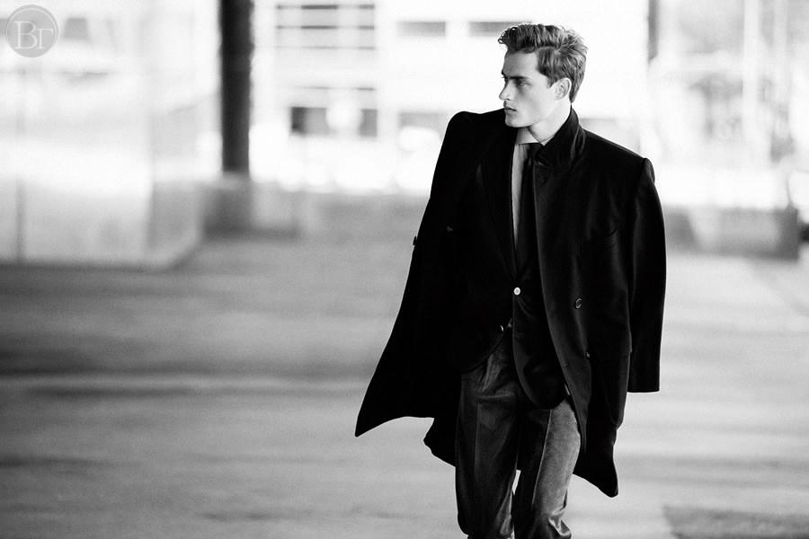 Massimo Dutti Business Lux Autumn-Winter 2015 Men
