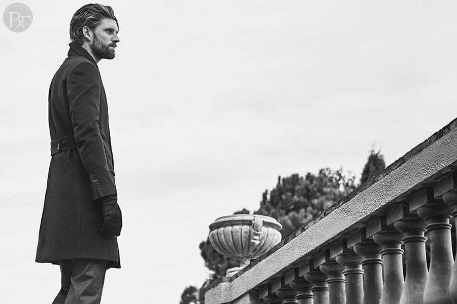 Massimo Dutti Personal Tailoring Autumn-Winter 2015 Men