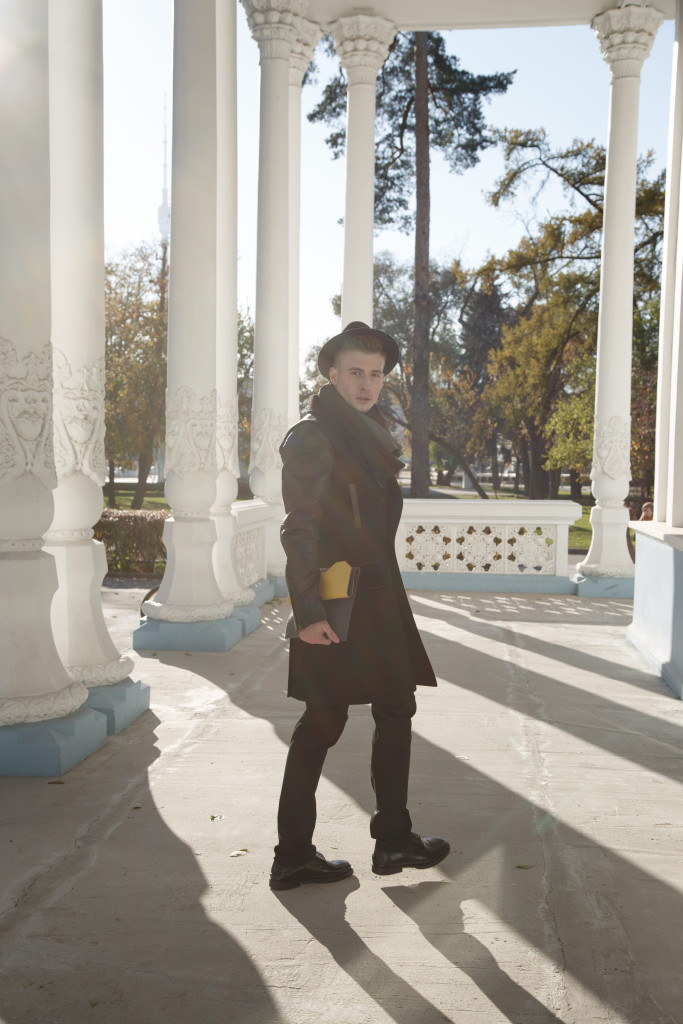 Ilya Kolyada by Ilona Veresk for www.vikagreen.ru