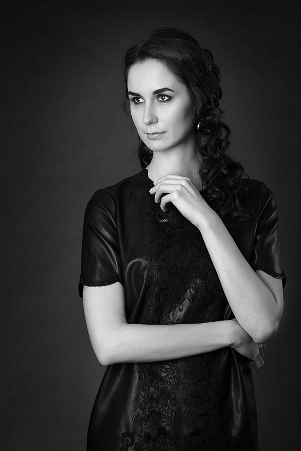 Vika Green by Makarenko Alexey