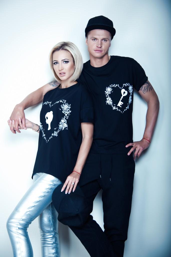 Olga Buzova and Dmitriy Tarasov for BELLA POTEMKINA (5)