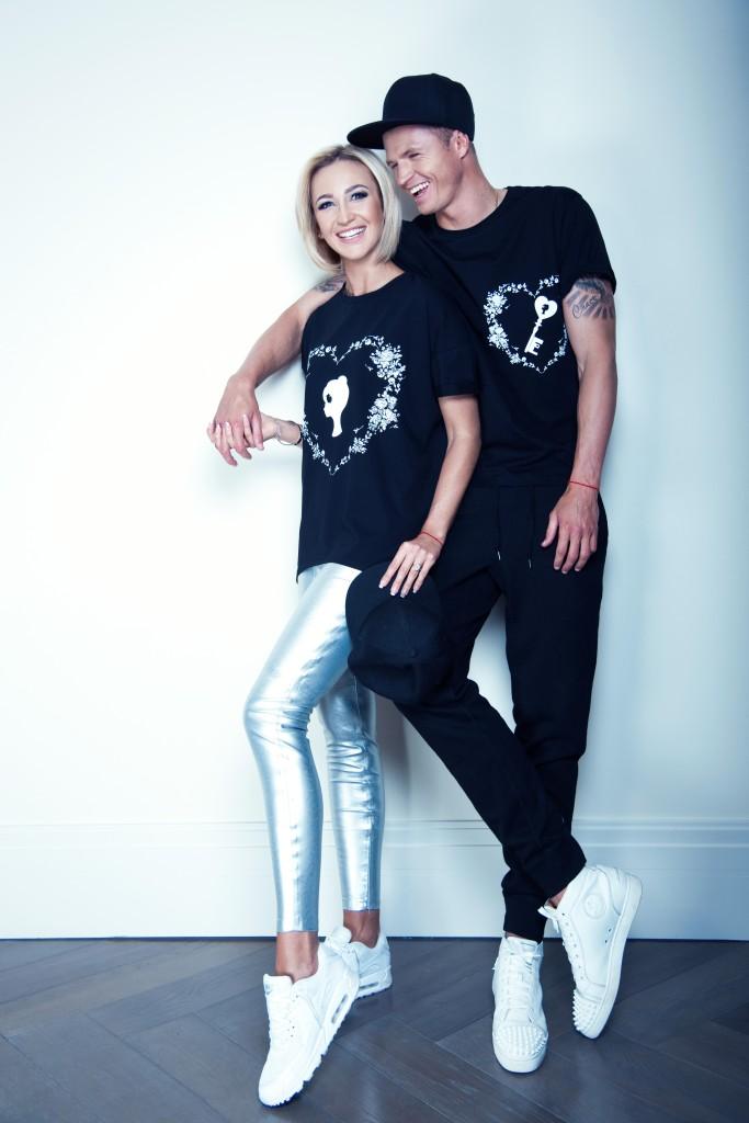 Olga Buzova and Dmitriy Tarasov for BELLA POTEMKINA (6)