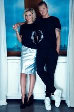 Парные футболки для влюбленных от BELLA POTEMKINA