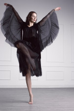 Вика Грин для Модного дома «Svetlana Evstegneeva»