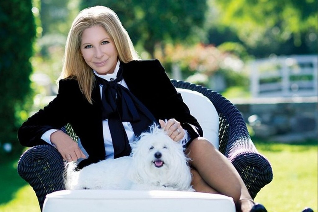 Barbra-Streisand-joins-Instagram