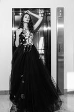 Вечернее платье от Светланы Евстигнеевой