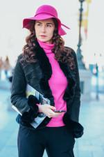 Street-style MBFW, 32 сезон: Вика Грин, стилист