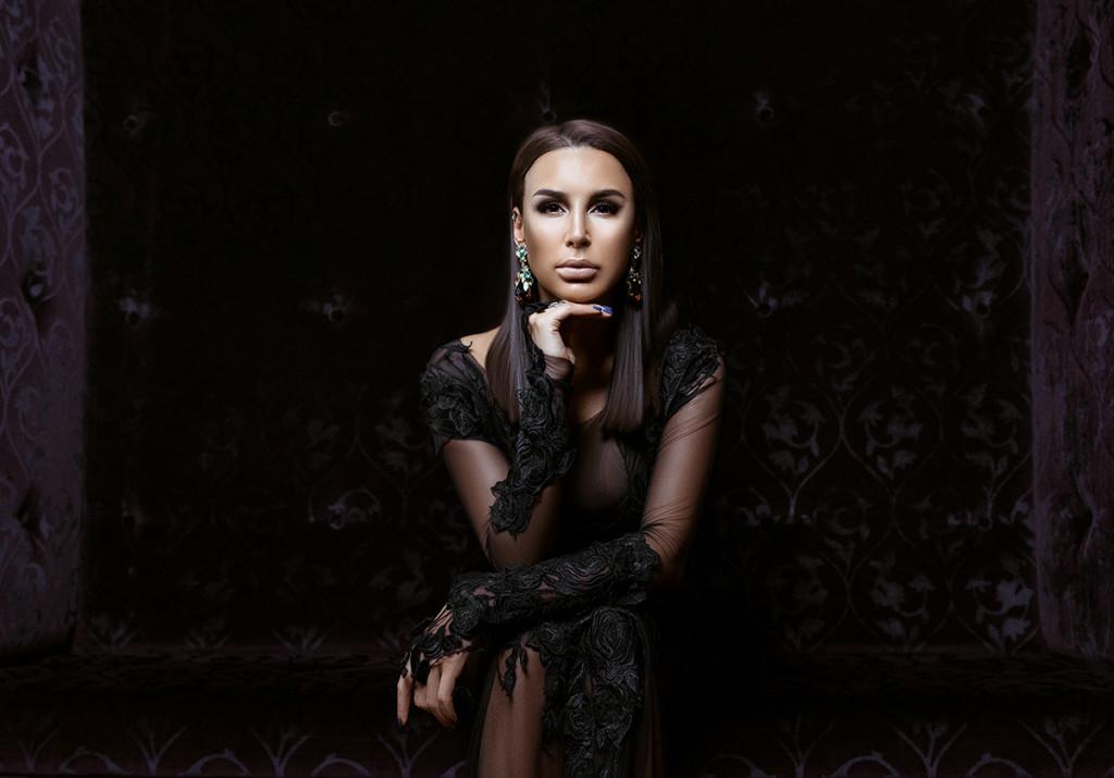 Diana Pegas by Alex Greck for www.vikagreen.ru