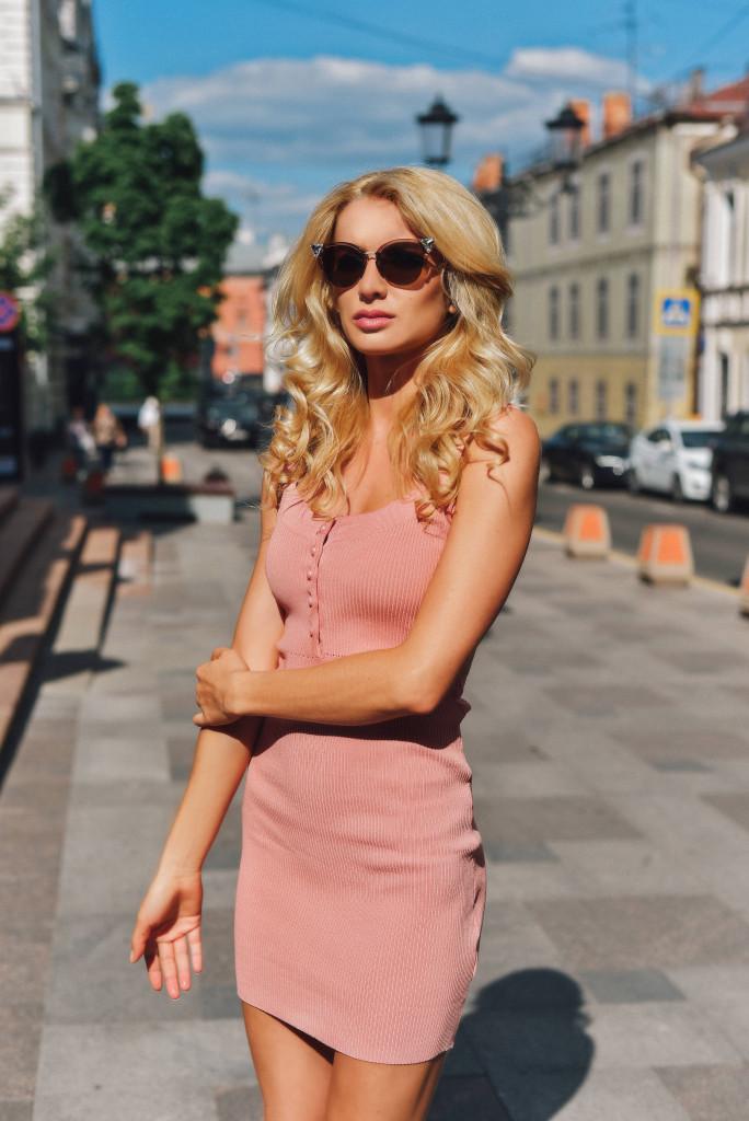 Katya Rokotova by Ekaterina Govorova for www.vikagreen.ru