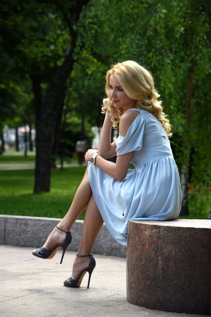 Katya Rokotova by Olga Kupriyanova for www.vikagreen.ru