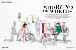Стилизация фотосессии «Who run the world?» для INVOISE magazine