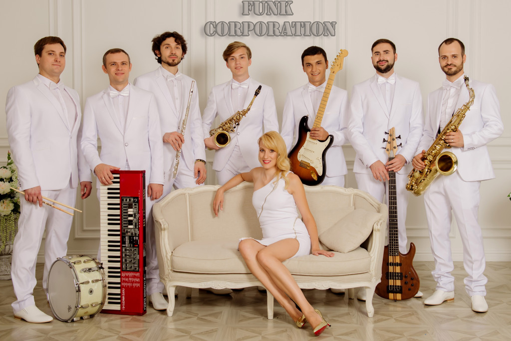 Funk Corporation by Govorova for vikagreen.ru