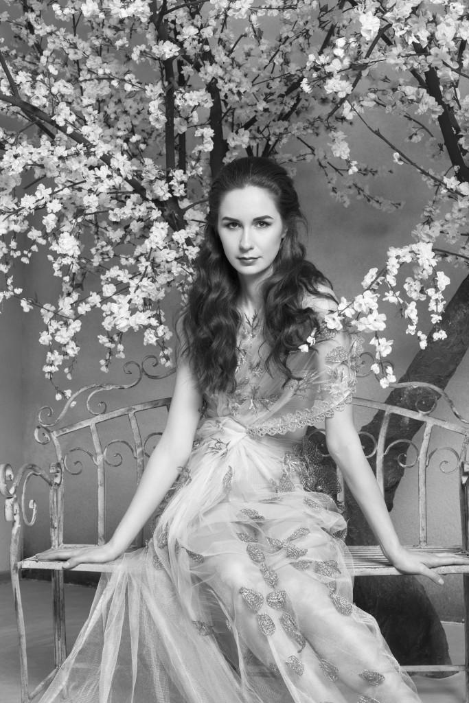 Vika Green by Katty Dee for Irina Strizhanova