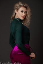 Анна Борисова, тренер по фитнесу, профессиональная спортсменка