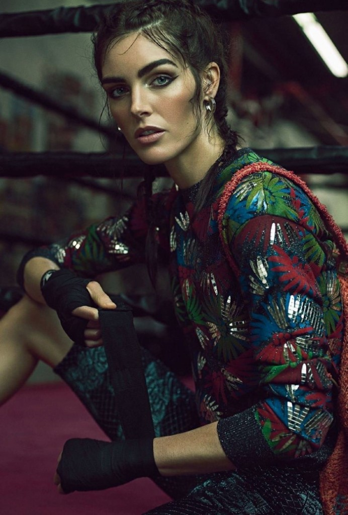 Hilary Rhoda For Harpers Bazaar Turkey January 2017 (4)