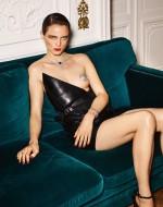 Анна Де Рийк для Vogue Россия, январь 2017