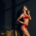 Кристина Макарова, модель