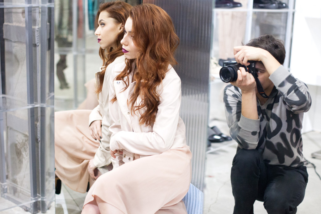 Backstage - Diana Di by Marina Frolova for vikagreen.ru