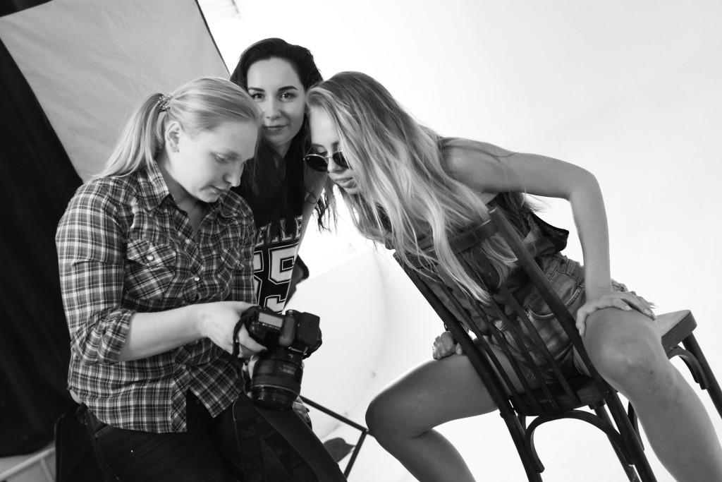 Backstage - Sofia Kolbedyuk by Sergey Bogomolenkov fow vikagreen.ru
