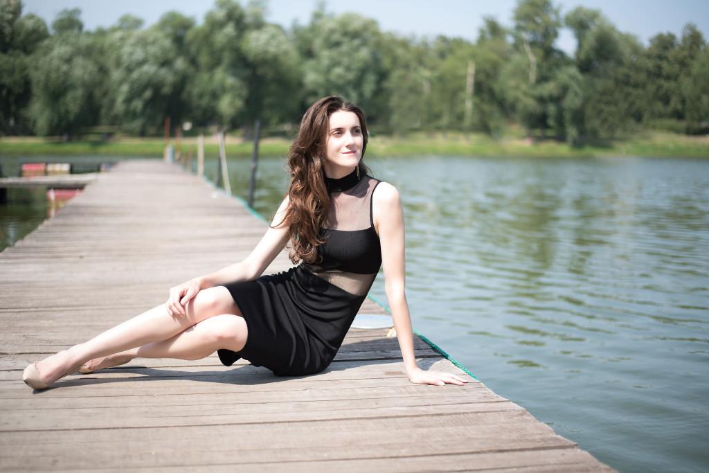 Olga Kupriyanova - stylist Vika Green