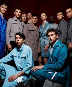Каспийская неделя моды: модный ноябрь