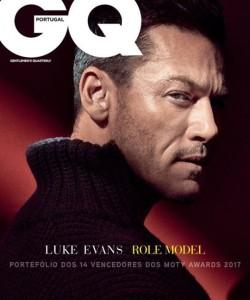 Люк Эванс для GQ Португалия