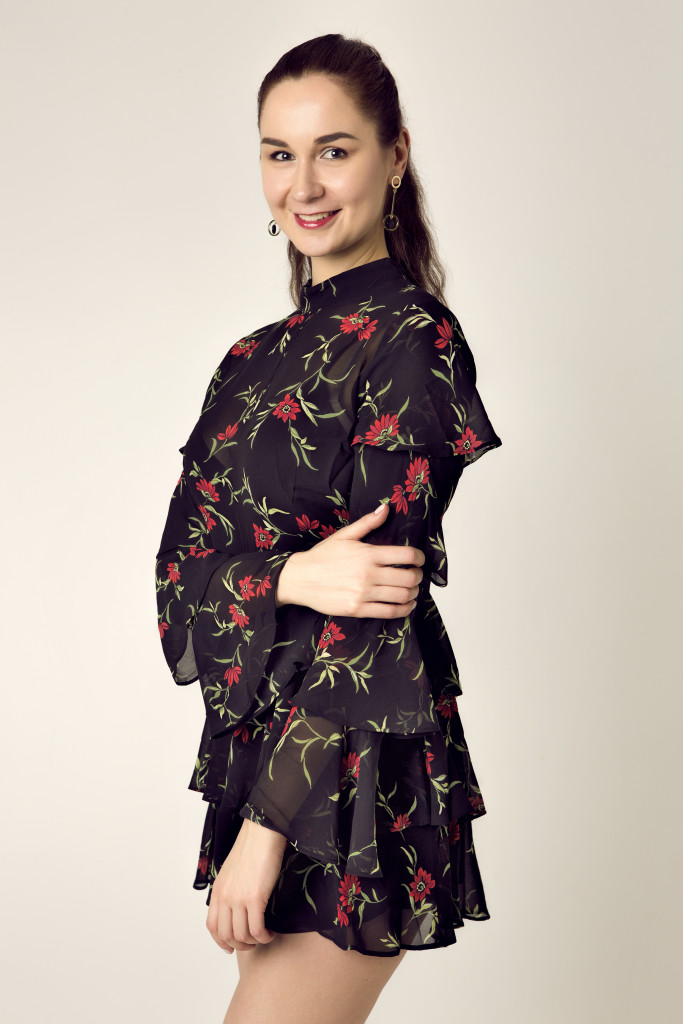 Vika Green for forever 21 - Apriori Photo