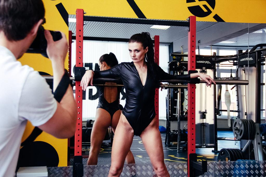 Anastasiya Aleksandrova by Angela Astrakhantseva for vikagreen.ru in Moy Sport Ramenskoe