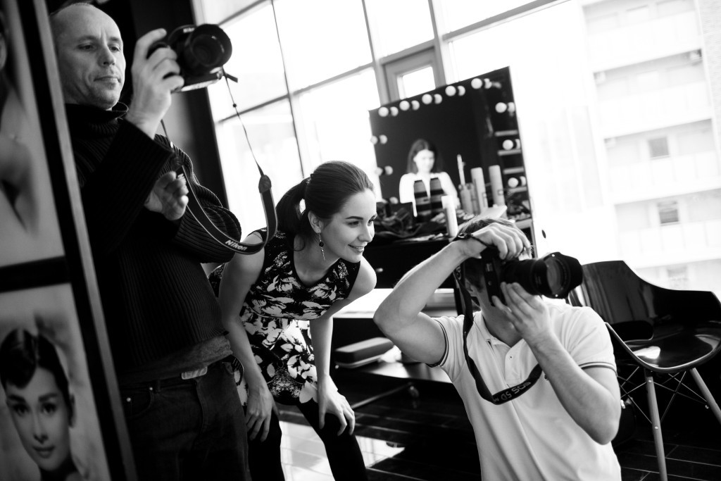 Backstage APRIORI PHOTO - Kristina Makarova by Marina Frolova for www.vikagreen.ru
