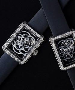 ТРЕТИЙ ПОШЕЛ: Часы Boy.Friend Skeleton Calibre 3 от Chanel