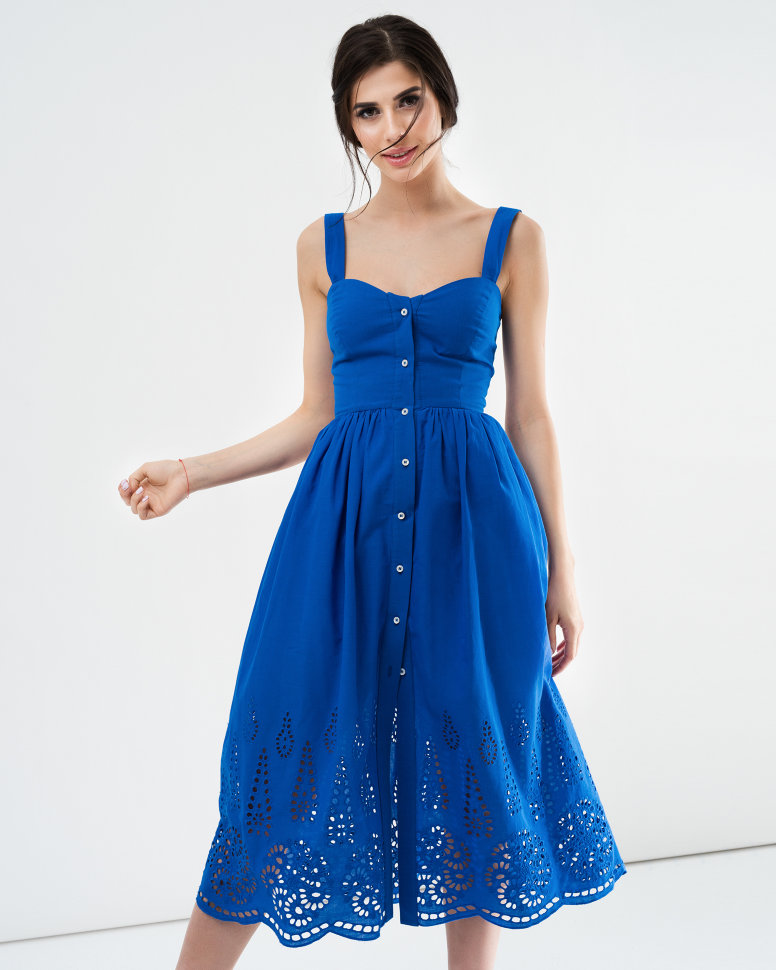 Blue dress (4)