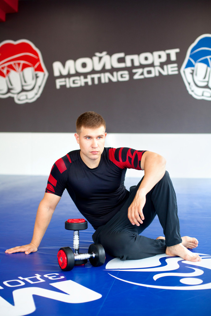Aleksey Silantiev by Marina Frolova for www.vikagreen.ru