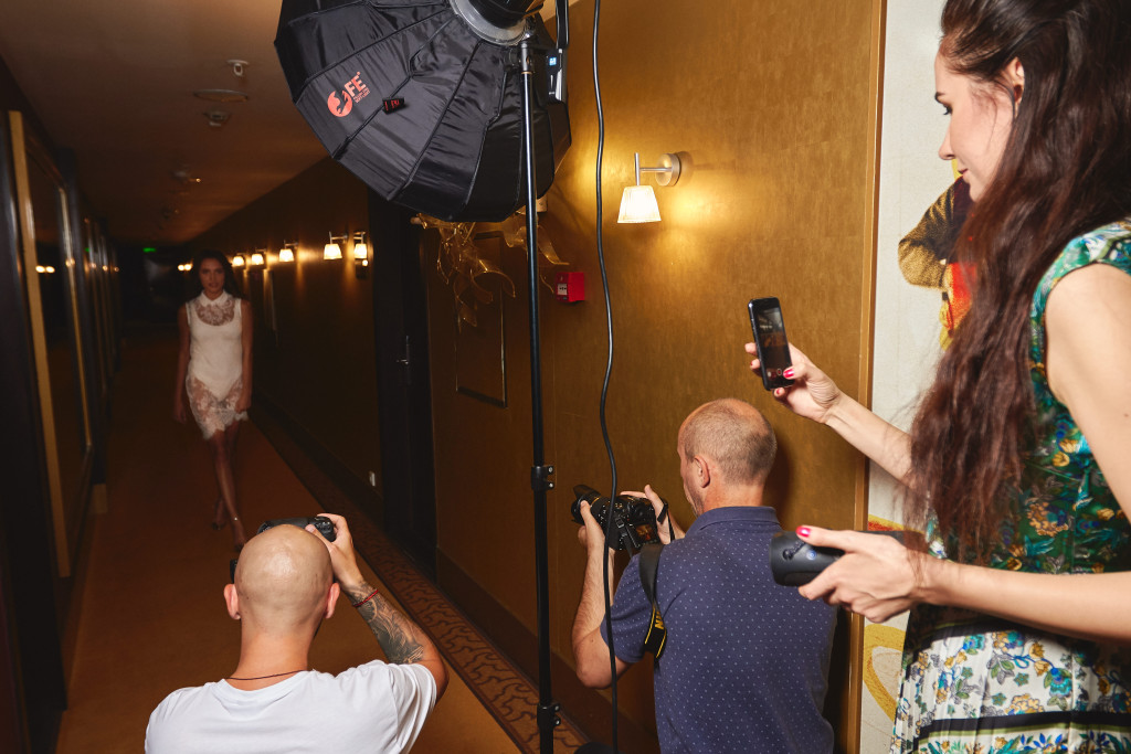 Backstage by Pavel Isakov for vikagreen.ru - Mamaison Hotel