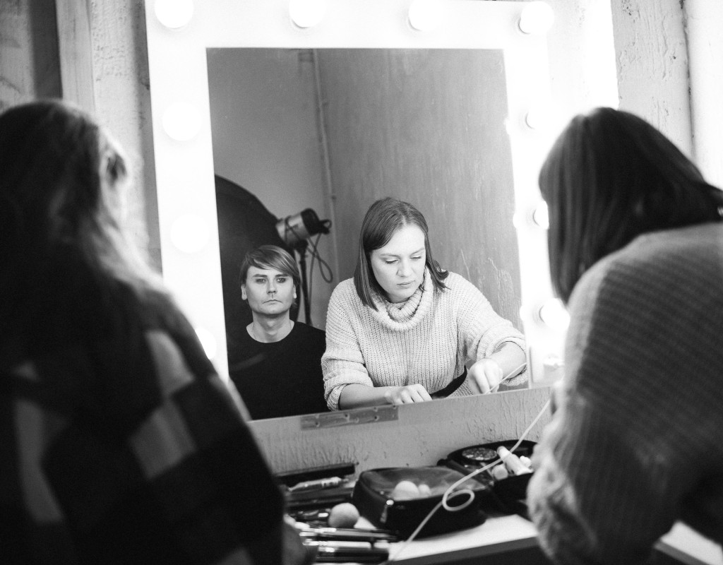 Backstage_AppolonovGang by Inna Ptitsyna for vikagreen.ru