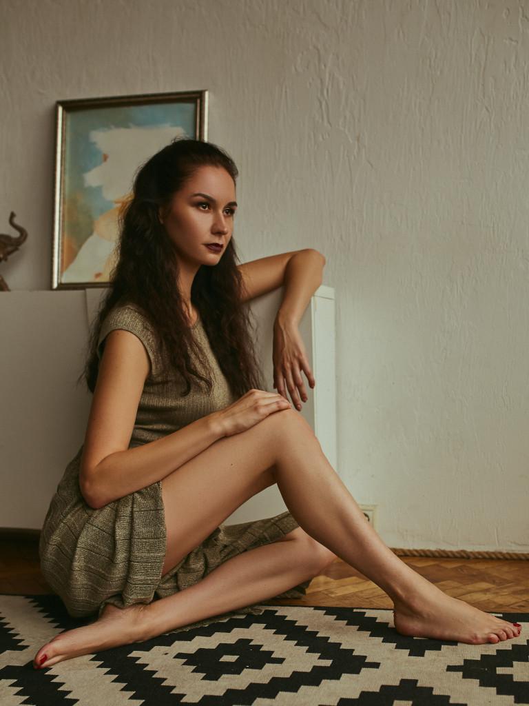 Vika Green by Ivan Sharov