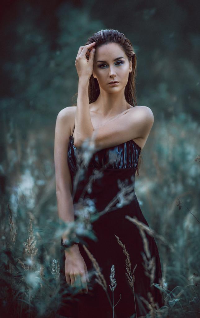 Vika Green by Natalia Aminova