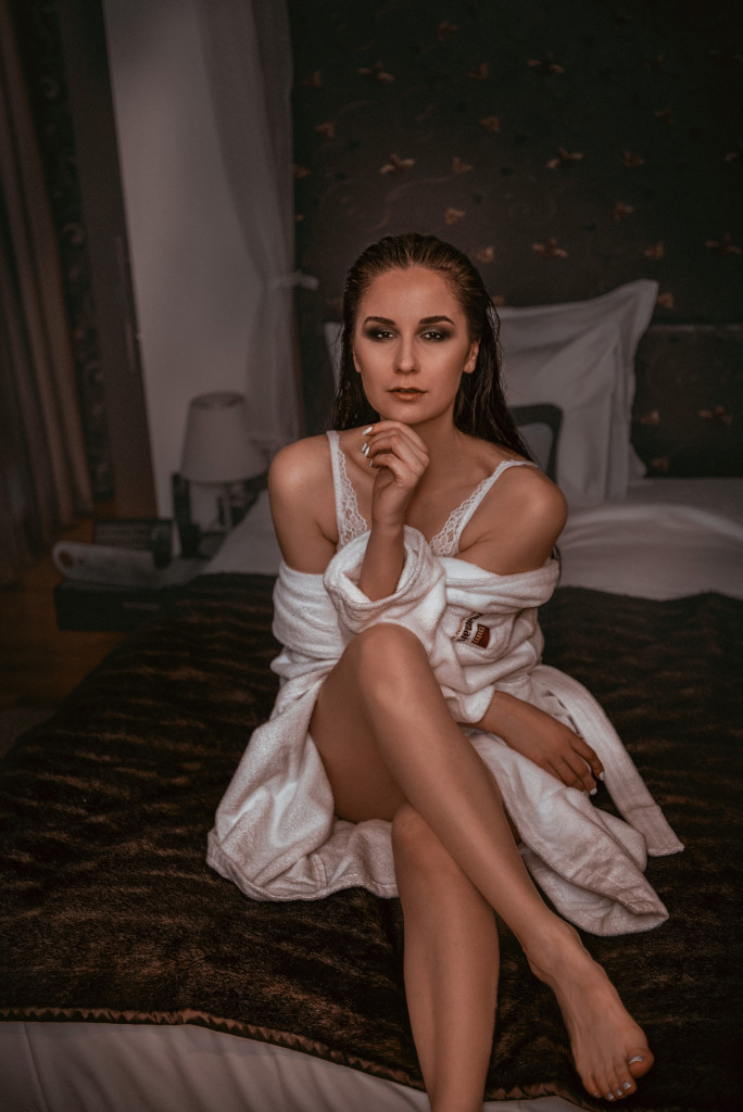 Vika Green by Nataliya Aminova for www.vikagreen.ru in Mamaison Hotel 2