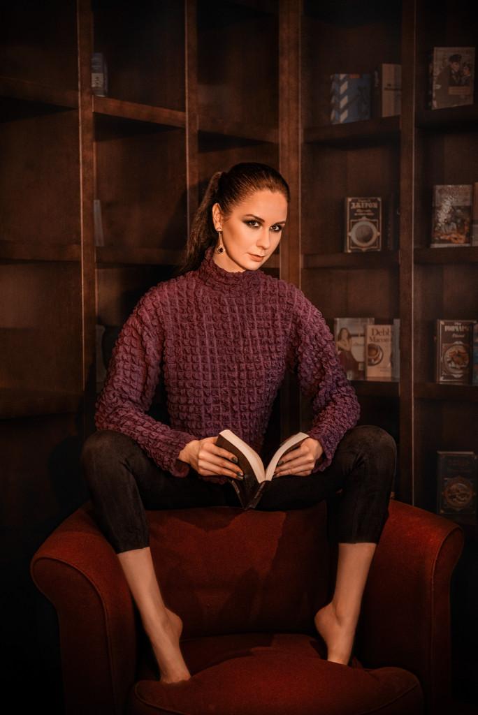 Vika Green by Nataliya Aminova for www.vikagreen.ru in Mamaison Hotel